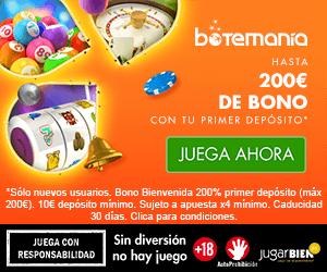 Botemania Bonus